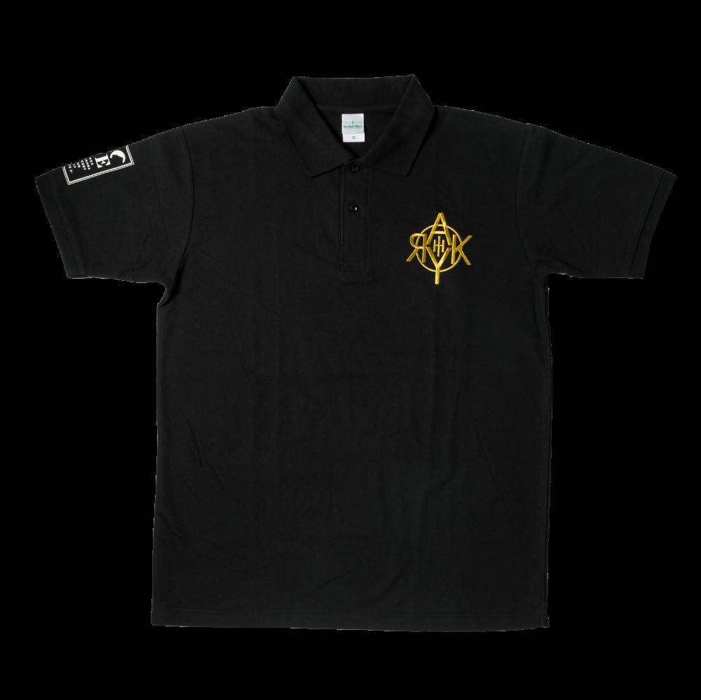 2017ツアーポロシャツ(ブラック)
