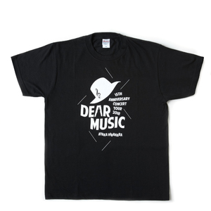 2018ツアーTシャツ(ブラック)