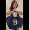 The Lyrics Tシャツ+レジカゴバックセット(シール10枚付)