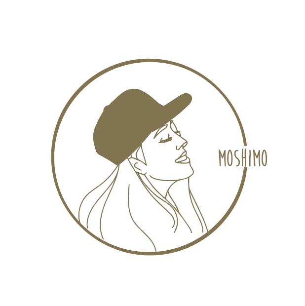 【MOSHIMO ツアーグッズ】MOSHIMOビックシルエットTシャツ